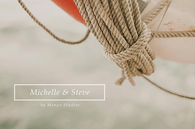 MichelleSteveBlogTitlepage