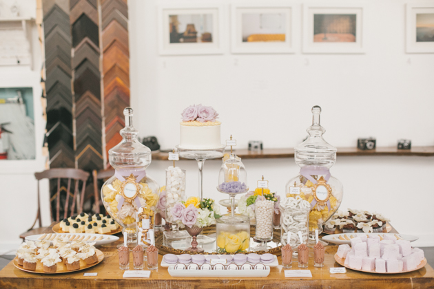 The Sweetest Sweet Table by Megan Wappel