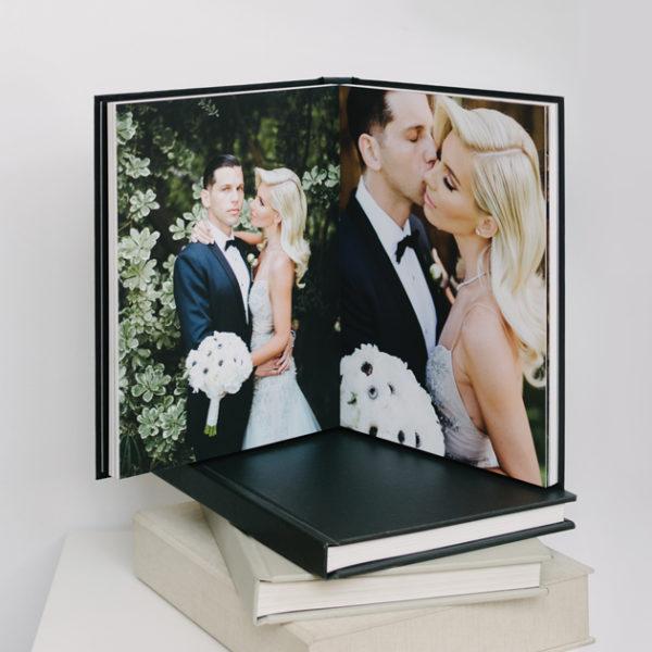 Beautiful Coffee Table Wedding Albums