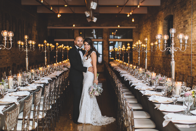 how to hold ceremony and reception at same venue