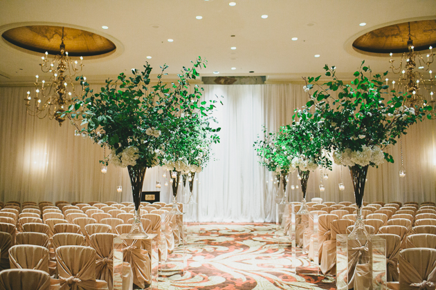 Fairmont Hotel Toronto Wedding