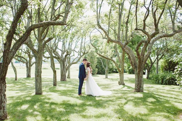 Fresh Kurtz Orchards Wedding