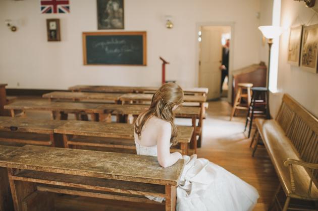 Enoch Turner Schoolhouse Wedding Photography Mango