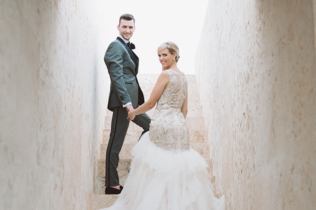 Destination Wedding at Casa Kimball Featured in Dauphine Magazine