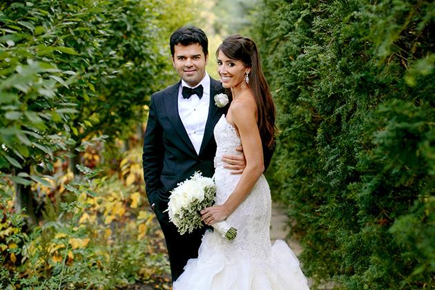 Sophisticated Graydon Hall Manor Wedding