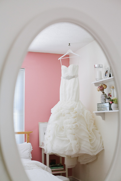 bridal dress photography in Toronto