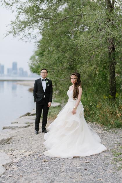 malaise royale toronto wedding
