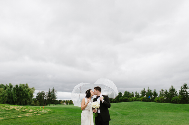 What if it rains on your wedding day