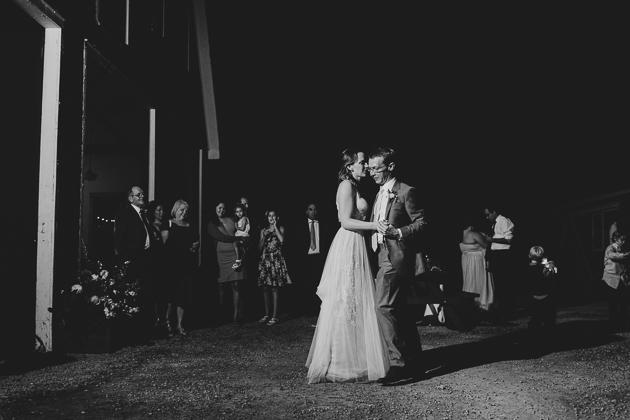 Rustic barn wedding photography