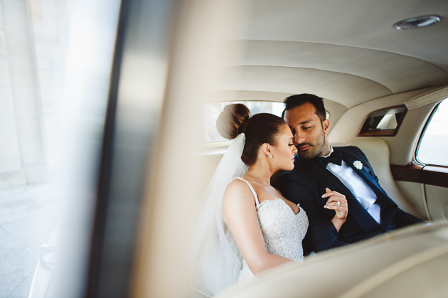 Elegant wedding photography in Toronto