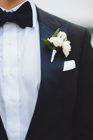 Muskoka Wedding Toronto Photography. The groom's wedding suit and boutonniere.
