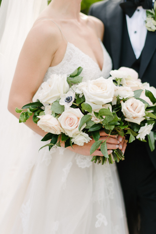 blush and bloom wedding flowers