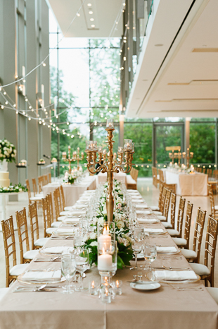 Editorial Wedding Photographer. Toronto Royal Conservatory of Music Wedding Venue. Understated, romantic, elegant and stylishly decorated with fairy lights that mage the dusk and eveningtime absolutely magical.