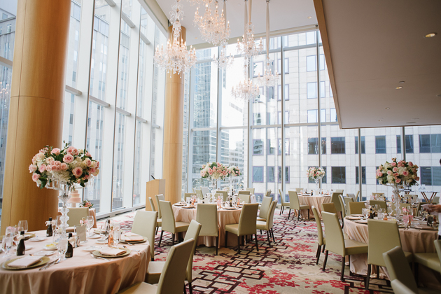 Shangri La Toronto Wedding