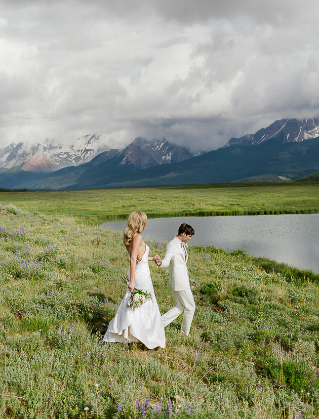 Colorado weddings are breathtaking!