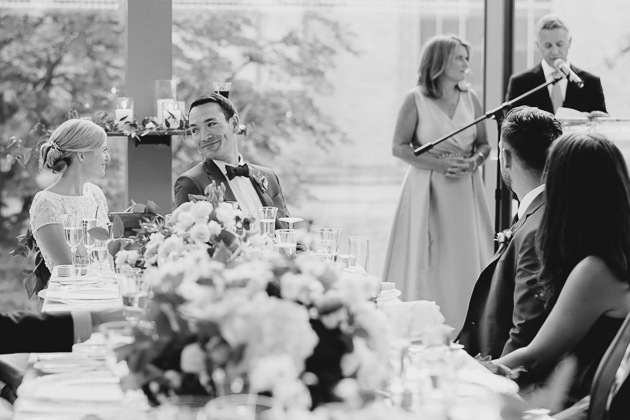 Candid wedding photography moments at Royal Conservatory of Music wedding