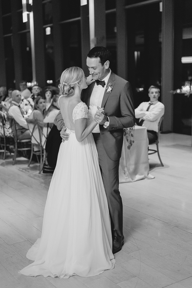 First Dance at this romantic Royal Conservatory wedding in Toronto