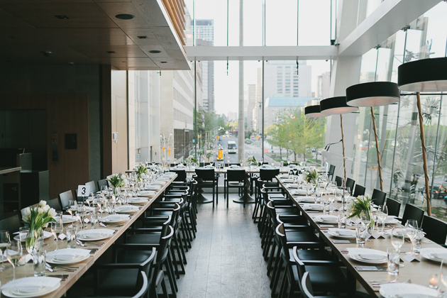 Momou Is One Of The Small Wedding Venues In Toronto That Has An Effortless Style And