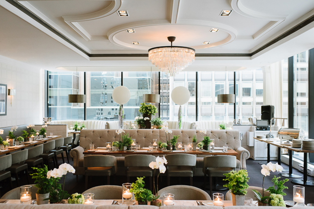 The Chase is all about elegance and style. Check out some of there small wedding venues in Toronto in our blog post!