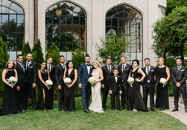 Jenni Lee And Johnny Castle: When A Groom Takes His First Look At His Bride