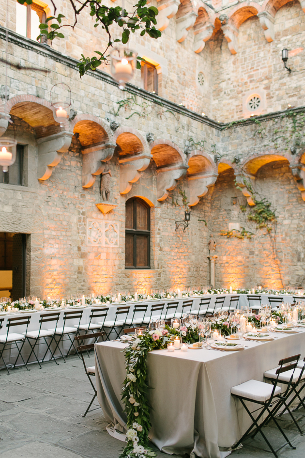 Castle wedding inspiration shot by Mango Studios