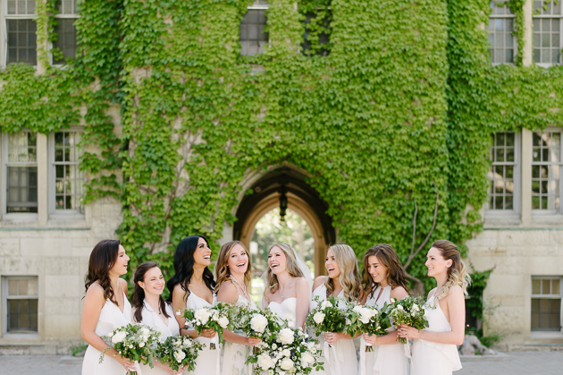 St. Mary's Arch is one of the best University of Toronto wedding photography spots