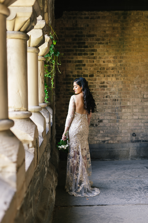 St. George Campus is one of the best University of Toronto wedding photography spots