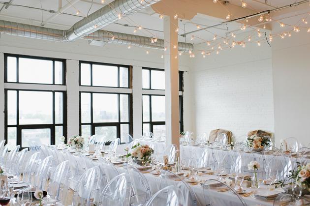 Burroughes Building wedding photos