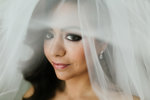 Our beautiful bride at the Four Seasons