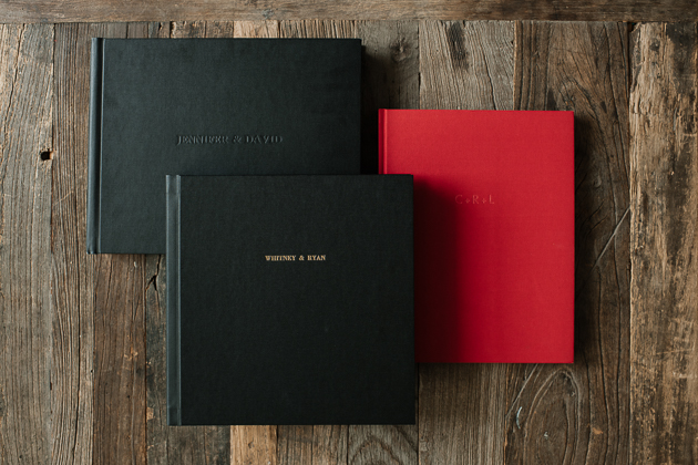 We design, source and print the finest wedding albums in Toronto