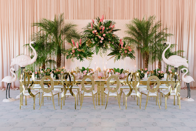 Pink Wedding Theme Inspiration
