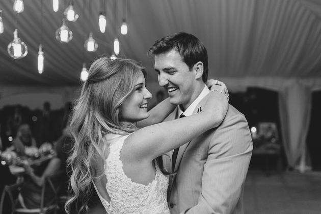 Late  night dancing at the Ravine estate Winery wedding