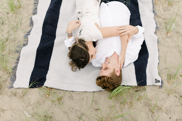 Beach engagement photos are one of my all time favourites.