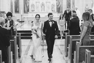 St Mary's Catholic Church Wedding in Toronto