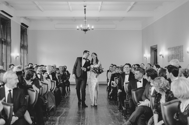Hart House wedding photos