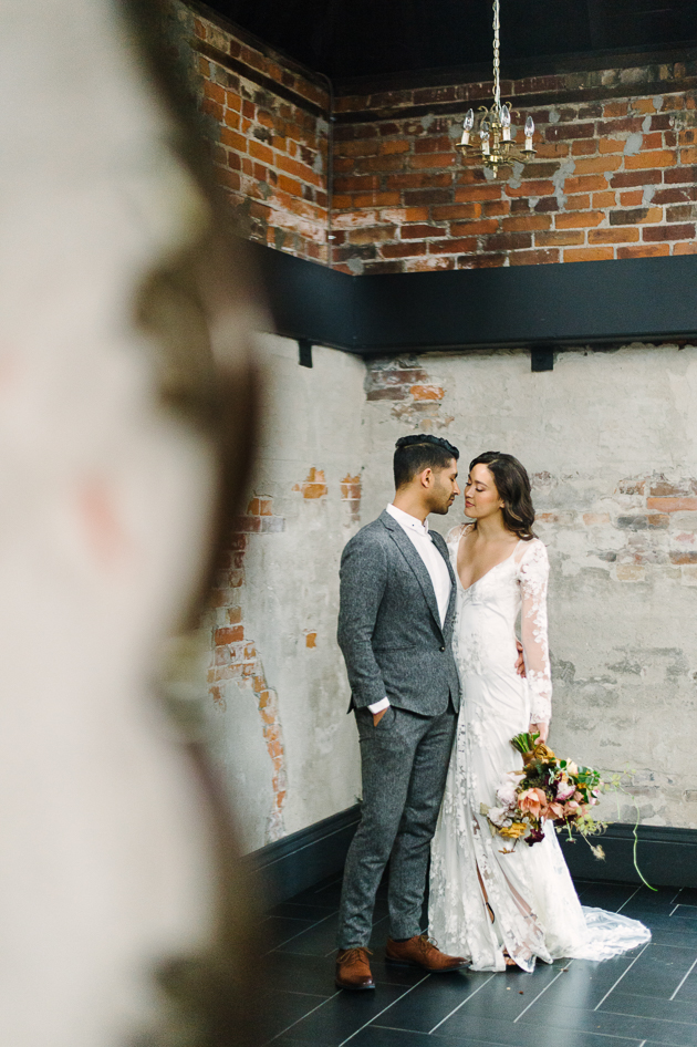 Broadview Hotel wedding in Toronto
