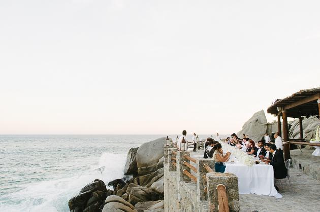 Beautiful Mexico destination wedding