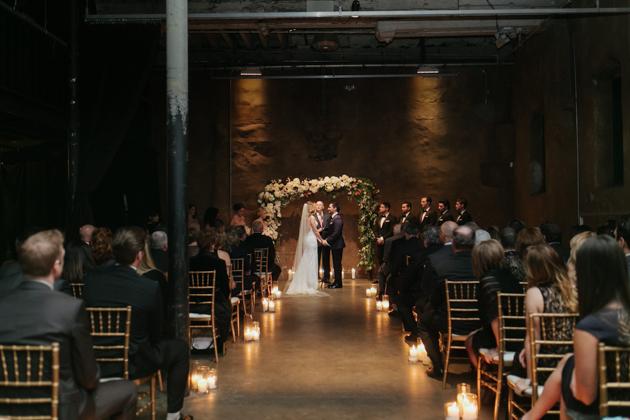 Romantic Fermenting Cellar wedding in Toronto