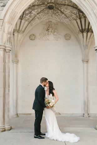 University of Toronto wedding photography