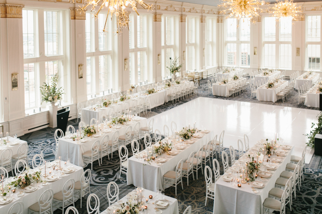 Stunning King Edward Hotel Wedding At The Crystal Ballroom