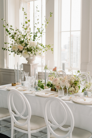 Beautiful King Edward Hotel wedding