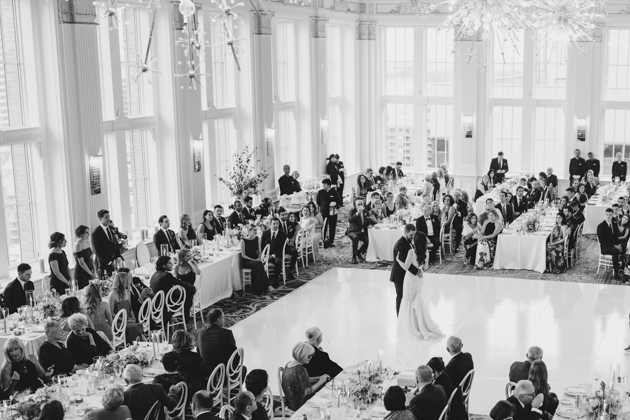 First Dance at the King Edward Hotel wedding in Toronto