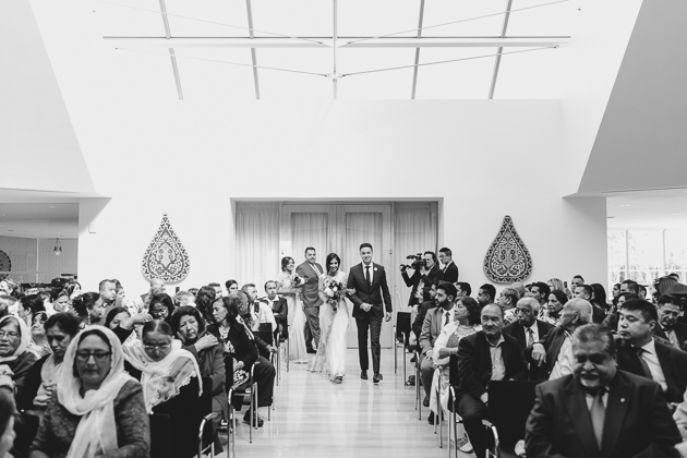 Modern Afghan wedding ceremony at Aga Khan Museum