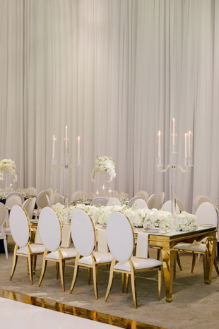 Modern Chateau Le Parc Wedding by Mango Studios