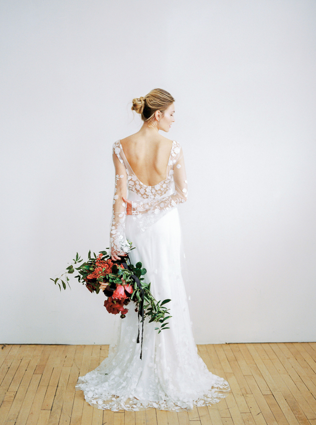 styled wedding inspiration photography in Toronto