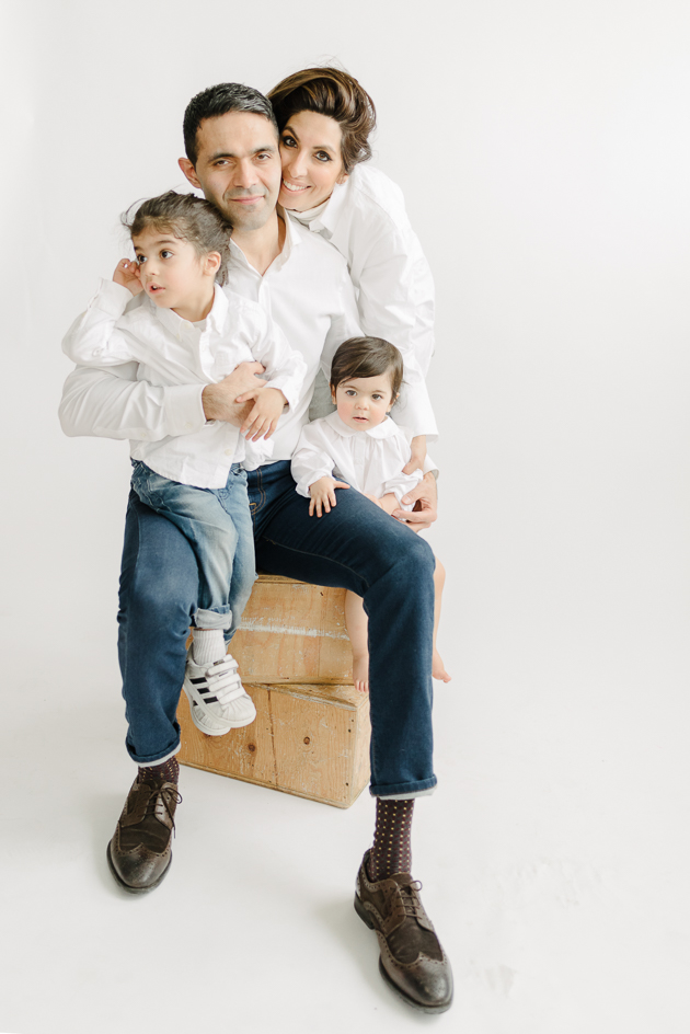 Fun and stylish family photography in Toronto