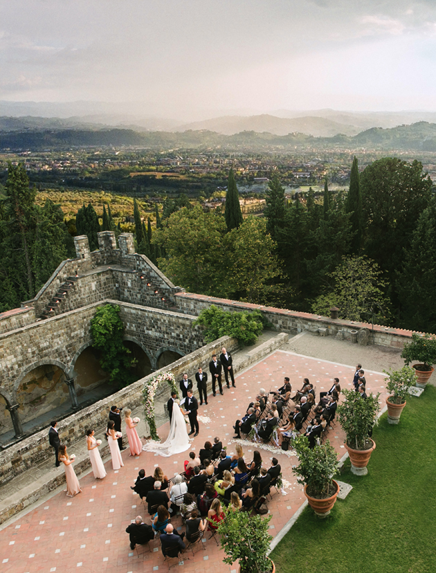 Destination wedding photographer's notes on weddings in Italy