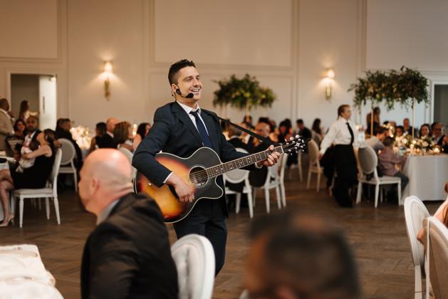 The Arlington Estate wedding reception photos