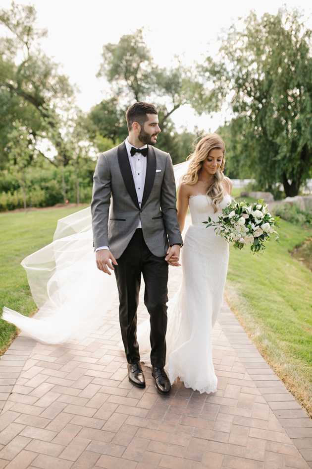 Sunny The Arlington Estate wedding