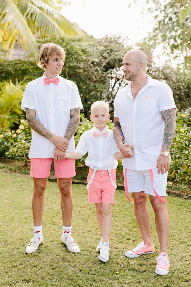 Chelsey and Jeremy Bieber's wedding in Jamaica by Mango Studios